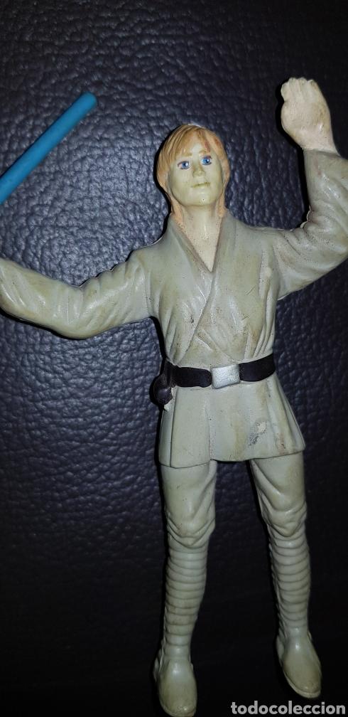 Figuras y Muñecos Star Wars: FIGURA STAR WARS PVC BEND-EMS LUKE - Foto 2 - 136031808