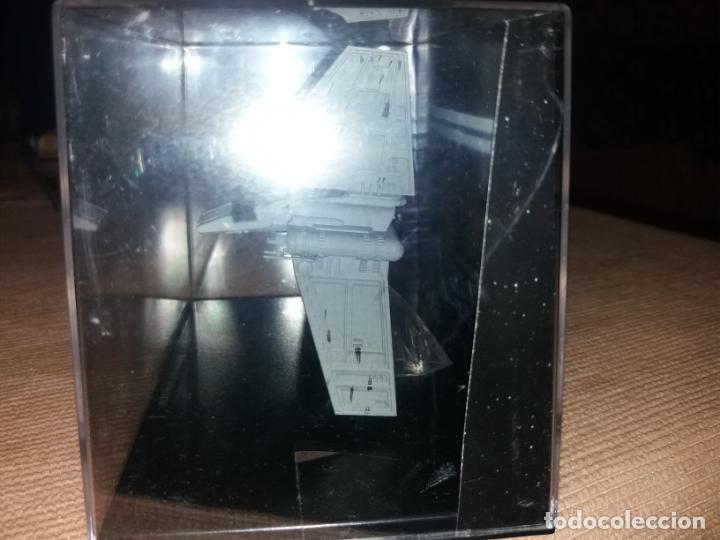 Figuras y Muñecos Star Wars: STAR WARS NAVE Y VEHICULOS LANZADERA IMPERIAL LAMBDA PLANETA AGOSTINI FIGURA PLOMO. LEER - Foto 4 - 136226142