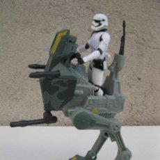 Figuras y Muñecos Star Wars: AT-RT - TRANSPORTE DE RECONOCIMIENTO TODO TERRENO - STAR WARS - HASBRO - AÑO 2015.. Lote 136381050