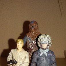 Figuras y Muñecos Star Wars: FIGURAS HASBRO STAR WARS EL IMPERIO CONTRAATACA. Lote 136751634