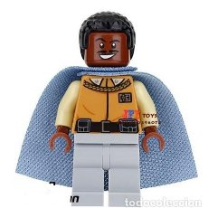 Figuras e Bonecos Star Wars: FIGURA DE STAR WARS, LANDO CALRISSIAN (NUEVO). Lote 136918606