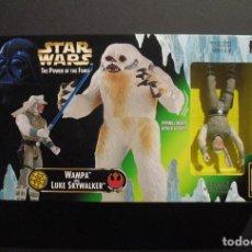 Figuras y Muñecos Star Wars: FIGURA WAMPA - STAR WARS - POWER OF THE FORCE - KENNER. Lote 137168426