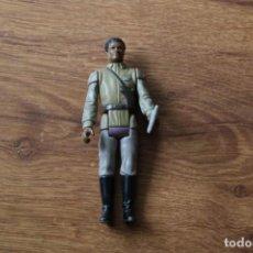 Figuras y Muñecos Star Wars: STAR WARS KENNER FIGURA VINTAGE GENERAL LANDO CALRISSIAN BLASTER LAST 17 1985. Lote 145568389
