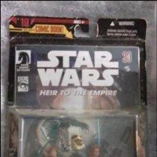 Figuras y Muñecos Star Wars: ENVIO GRATIS EN SUBASTA STAR WARS MARA DE JADE Y SKYWALKER - COMIC BOOK -MUY RARAS Y ESCASAS. Lote 137374794