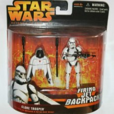 Figuras y Muñecos Star Wars: STAR WARS REVENGE OF THE SITH CLONE TROOPER. Lote 137625242