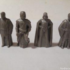 Figuras y Muñecos Star Wars: FIGURAS STAR WARS PROMOCIONAL KELLOGGS. Lote 137744744