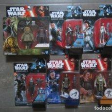 Figuras y Muñecos Star Wars: LOTE 29 FIGURAS/ARTICULOS NUEVAS STAR WARS (VER DIFERENTES FOTOS). Lote 137791306