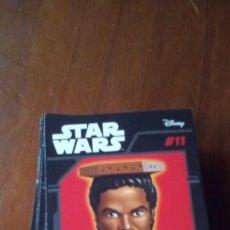 Figuras y Muñecos Star Wars: ABATONS STAR WARS 11 CROMO LANDO CALRISSIAN. Lote 137839206