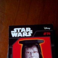 Figuras y Muñecos Star Wars: ABATONS STAR WARS 14 EMPEROR CROMO. Lote 137839394