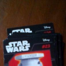 Figuras y Muñecos Star Wars: ABATONS STAR WARS 23 CLONE TROOPER CROMO. Lote 137839898