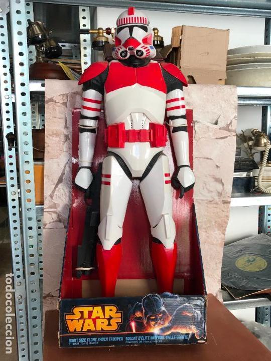 SHOCK TROOPER DE 79 CM DE ALTO NUEVO DE JUGUETERIA - STAR WARS (Juguetes - Figuras de Acción - Star Wars)