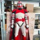 Figuras y Muñecos Star Wars: SHOCK TROOPER DE 79 CM DE ALTO NUEVO DE JUGUETERIA - STAR WARS. Lote 137946494