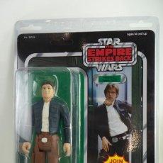 Figuras y Muñecos Star Wars: VINTAGE STAR WARS GENTLE GIANT JUMBO HAN SOLO BESPIN FIGURE - GIGANTE. Lote 138102942