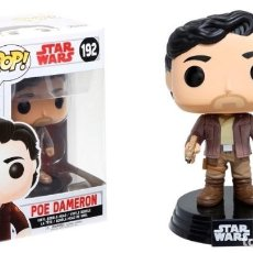 Figuras y Muñecos Star Wars: FUNKO POP STAR WARS 192 POE DAMERON. Lote 138186550
