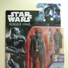 Figuras y Muñecos Star Wars: FIGURA DEATH TROOPER - STAR WARS ROGUE ONE DISNEY HASBRO LA GUERRA DE LAS GALAXIAS SOLDADO IMPERIAL. Lote 138780090