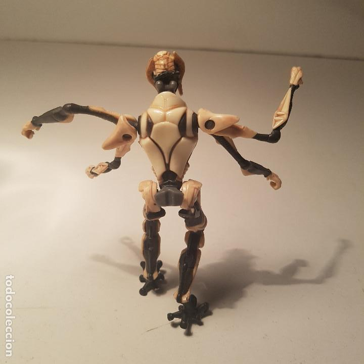 Figuras y Muñecos Star Wars: Star Wars Hasbro Obi Wan Kenobi y General Grievous, con mecanismo - ver video ! - Foto 3 - 138847870