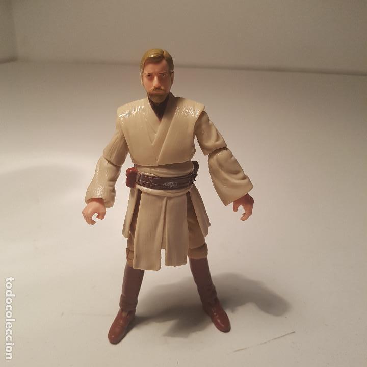 Figuras y Muñecos Star Wars: Star Wars Hasbro Obi Wan Kenobi y General Grievous, con mecanismo - ver video ! - Foto 4 - 138847870