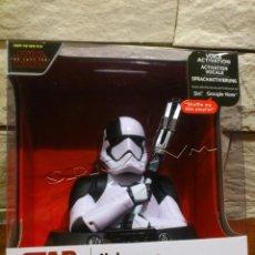 Figuras y Muñecos Star Wars: STAR WARS - ALTAVOZ - IHOME - FIRST ORDER STORMTROOPER - BLUETOOTH - SPEAKER - NUEVO. Lote 139009578