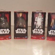 Figuras y Muñecos Star Wars: STAR WARS , SET DE 8 FIGURAS, SERIE 1, ORIGINAL HASBRO, NUEVOS SIN ESTRENAR. Lote 139065186
