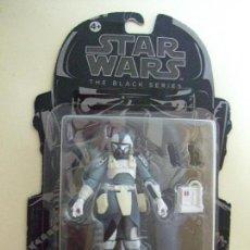 Figuras y Muñecos Star Wars: FIGURA CLONE COMMANDER WOLFFE - STAR WARS THE BLACK SERIES HASBRO - TROOPER GUERRA DE LAS GALAXIAS. Lote 139584962