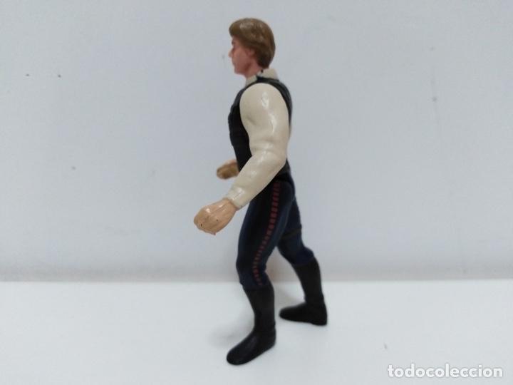 Figuras y Muñecos Star Wars: Figura de Han Solo de Star Wars, The Power of the Force (La Guerra de las Galaxias) Kenner, 1995 - Foto 2 - 139636290