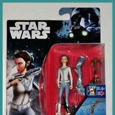 Figuras y Muñecos Star Wars: STAR WARS # PRINCESS LEIA ORGANA # NUEVO EN SU BLISTER ORIGINAL DE HASBRO.. Lote 139669926