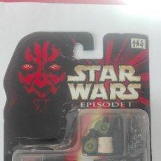 Figuras y Muñecos Star Wars: STAR WARS EPISODIO I JUEGO DE ACCESORIOS VER MÁS EN VENTA. Lote 139783730