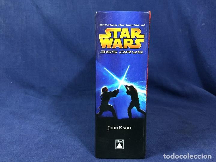 Figuras y Muñecos Star Wars: LIBRO CREATING THE WORLDS OF STAR WARS 365 DAYS - CON CD ROM 2005 guerra de las galaxias fotos - Foto 3 - 139799550