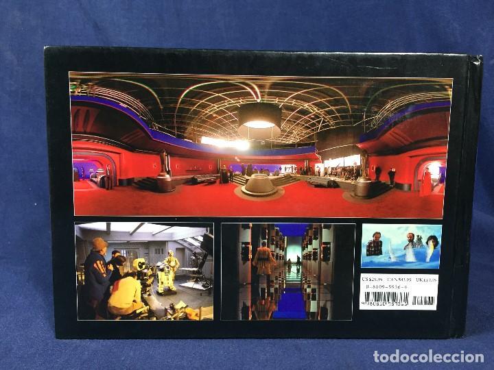 Figuras y Muñecos Star Wars: LIBRO CREATING THE WORLDS OF STAR WARS 365 DAYS - CON CD ROM 2005 guerra de las galaxias fotos - Foto 4 - 139799550