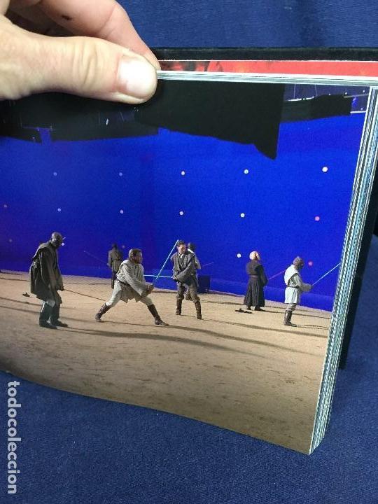 Figuras y Muñecos Star Wars: LIBRO CREATING THE WORLDS OF STAR WARS 365 DAYS - CON CD ROM 2005 guerra de las galaxias fotos - Foto 9 - 139799550