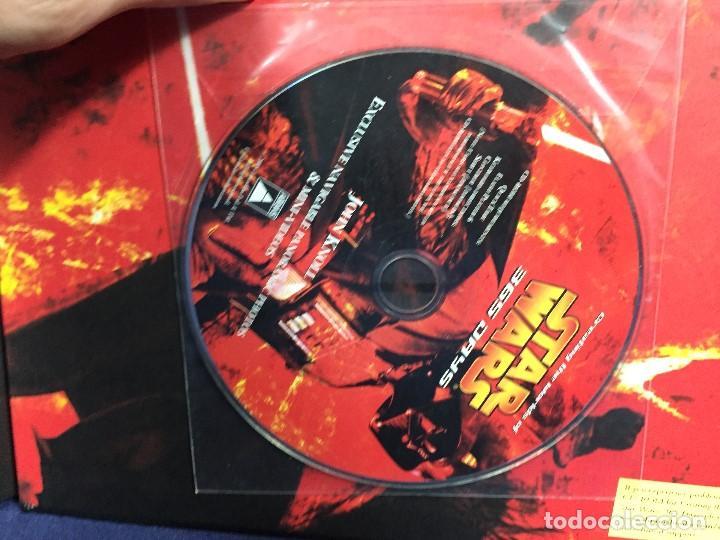 Figuras y Muñecos Star Wars: LIBRO CREATING THE WORLDS OF STAR WARS 365 DAYS - CON CD ROM 2005 guerra de las galaxias fotos - Foto 2 - 139799550