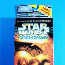 Figuras y Muñecos Star Wars: JUEGO DE FIGURAS MICROMACHINES STAR WARS THE TRUCE AT BAKURA 1996 NUEVO SIN ABRIR. Lote 139899358