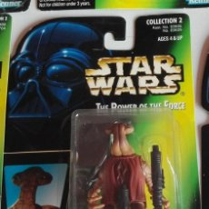 Figuras y Muñecos Star Wars: STAR WARS - FIGURA HAMMERHEAD - POWER OF THE FORCE . Lote 140475258