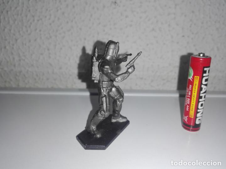 Figuras y Muñecos Star Wars: Muñeco figura starwars star wars la guerra de las galaxias - Foto 2 - 140600574