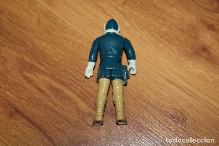 Figuras y Muñecos Star Wars: Figura acción vintage Star Wars Kenner Han Solo Hoth 1980 Hong Kong - Foto 2 - 107831031