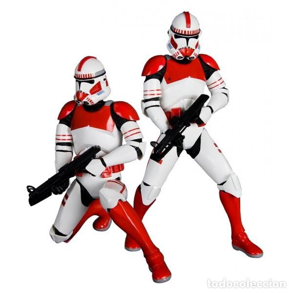 Figuras y Muñecos Star Wars: Kotobukiya ARTFX+ STATUE 2-PACK SHOCK TROOPER LIMITED EDITION 1/10 18 CM - Foto 6 - 140941254