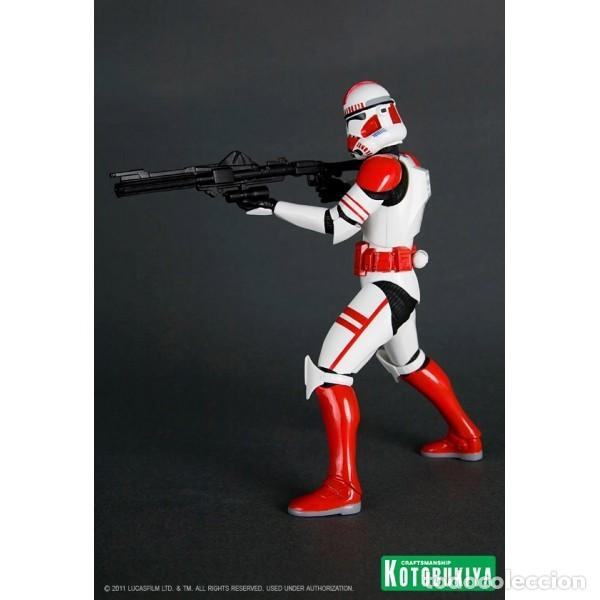 Figuras y Muñecos Star Wars: Kotobukiya ARTFX+ STATUE 2-PACK SHOCK TROOPER LIMITED EDITION 1/10 18 CM - Foto 8 - 140941254
