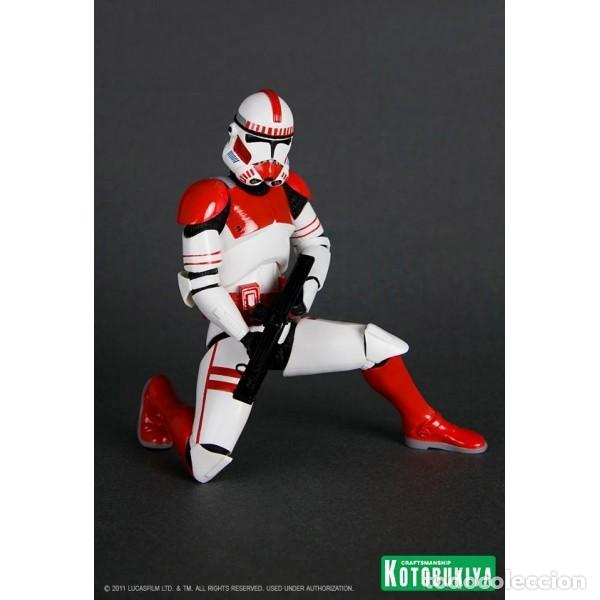 Figuras y Muñecos Star Wars: Kotobukiya ARTFX+ STATUE 2-PACK SHOCK TROOPER LIMITED EDITION 1/10 18 CM - Foto 9 - 140941254