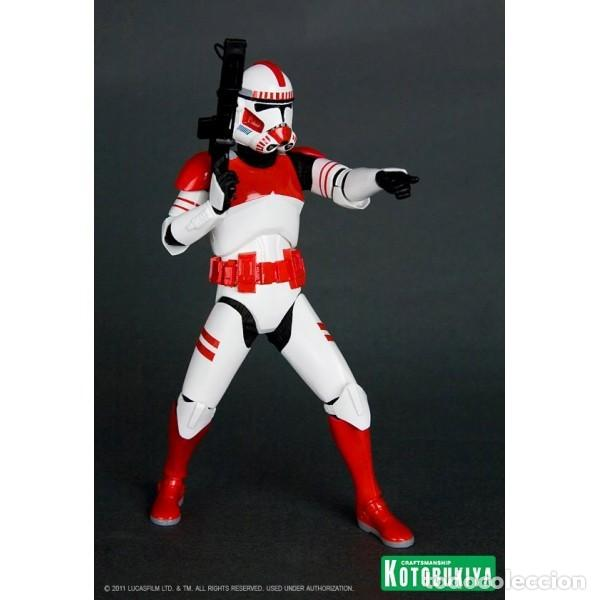 Figuras y Muñecos Star Wars: Kotobukiya ARTFX+ STATUE 2-PACK SHOCK TROOPER LIMITED EDITION 1/10 18 CM - Foto 10 - 140941254