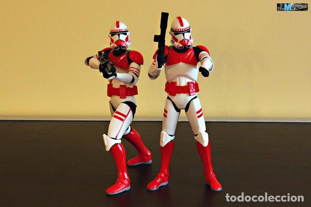 Figuras y Muñecos Star Wars: Kotobukiya ARTFX+ STATUE 2-PACK SHOCK TROOPER LIMITED EDITION 1/10 18 CM - Foto 11 - 140941254