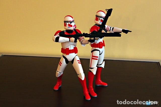 Figuras y Muñecos Star Wars: Kotobukiya ARTFX+ STATUE 2-PACK SHOCK TROOPER LIMITED EDITION 1/10 18 CM - Foto 12 - 140941254