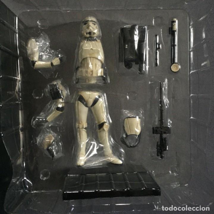 Figuras y Muñecos Star Wars: Kotobukiya Star Wars Sandtrooper Sergeant ArtFX 1/10 - Foto 3 - 140945122