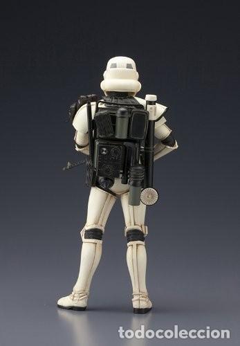 Figuras y Muñecos Star Wars: Kotobukiya Star Wars Sandtrooper Sergeant ArtFX 1/10 - Foto 8 - 140945122