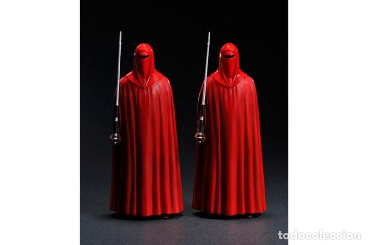 Figuras y Muñecos Star Wars: KOTOBUKIYA ArtFX Star Wars ROYAL GUARD dos figuras 1/10 - Foto 5 - 140946998