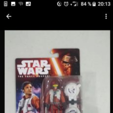 Figuras y Muñecos Star Wars: FIGURA STAR WARS POE DAMERON - THE FORCE AWAKENS. Lote 141129040