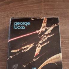 Figuras y Muñecos Star Wars: ANTIGUO LIBRO LA GUERRA DE LAS GALAXIAS GEORGE LUCAS EDICION TAPA DURA AÑOS 1978 ( 3000 EJEMPLARES). Lote 141471645