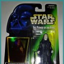 Figuras y Muñecos Star Wars: STAR WARS # EMPEROR PALPATINE # THE POWER OF THE FORCE - NUEVO EN SU BLISTER ORIGINAL DE KENNER.. Lote 142086226