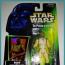 Figuras y Muñecos Star Wars: STAR WARS # BOSSK # THE POWER OF THE FORCE - NUEVO EN SU BLISTER ORIGINAL DE KENNER.. Lote 142088694