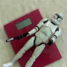 Figuras y Muñecos Star Wars: STAR WARS - SOLDADO CLON / CLON TROOPER - FIGURA ARTICULADA DE 30 CM.. Lote 245719035