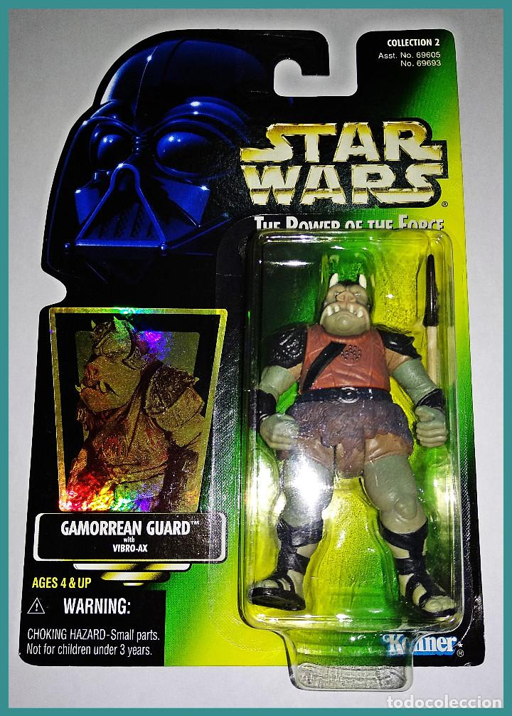 Star Wars Power of the Force Gamorrean Guard with Vibro-Ax